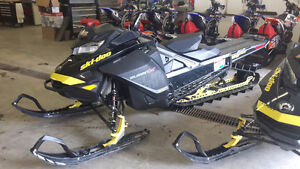 2017 Gen 4 Ski Doo's - 154 and 165 track