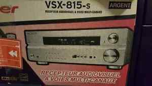 Pioneer VSX 815-S Receiver -  NEW IN BOX