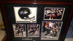 Ray Rice signed & authenticated photo