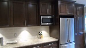 Kitchen Cabinets, Granite, Quartz