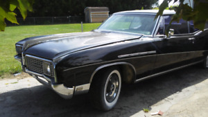 1968 Buick Electra 225. 430 big block PRICE REDUCED