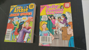Archie comics. 10 for both