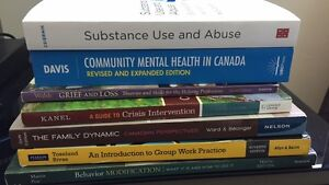 NSCC Social Services - Second Year Books (2017)