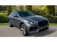 Jaguar F-Pace 3.0 Supercharged V6 S 5dr AWD with Meridian Sound Auto 4x4 Petrol