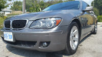 2006 BMW 7-Series 750i - $12,500 Safety Etested New tires incl.