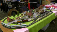 May 31st Ancaster Collectorfest - model train vendors wanted