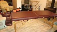 Table de Massage Transportable