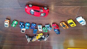 Petites voitures pour enfants