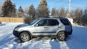 **REDUCED** 2003 Honda CR-V AWD
