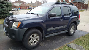 2006 Nissan Xterra Off-Road SUV, Crossover