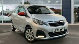 image for 2020 Peugeot 108 1.0 Active (s/s) 5dr Hatchback Petrol Manual