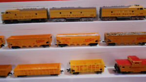 Union Pacific DCC package in HO scale