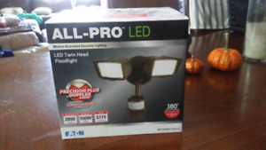 All-pro LED motion Activated security light