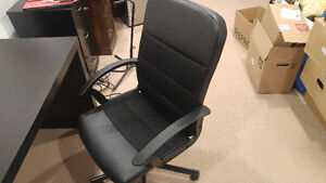 Almost new Ikea desk and chair $140