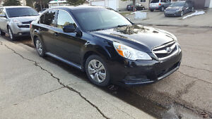 2011 Subaru Legacy 2.5i Sedan AWD, low km
