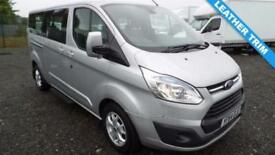2014 64 FORD TOURNEO CUSTOM 2.2 ++BUY FOR £250 A MONTH++