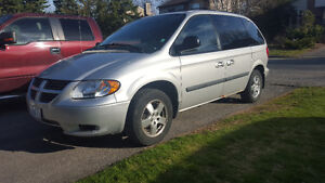 2007 Dodge Caravan - SUBURBAN TANK - LOW MILEAGE - NEW PRICE
