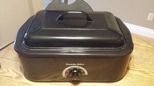 electric roasting pan Cambridge Kitchener Area image 3