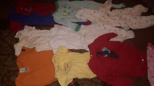 baby clothes all different sizes Windsor Region Ontario image 4