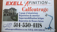 Calfeutrage EXELL finition inc. calfeutragerivesud.ca. com