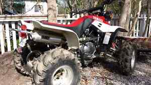 2000 yamaha warrior  rare and 2nd owner like new Peterborough Peterborough Area image 3