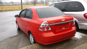 2009 chevrolet aveo safety and e-test included London Ontario image 5