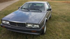 Maserati Bi-Turbo Coupe with 43k Miles only
