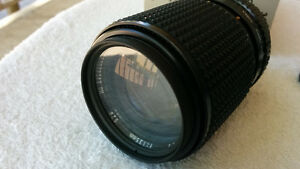 Sears 135mm F2.8 with 52mm Clear Filter London Ontario image 1