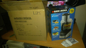 Brand New Black And Decker Food Processor London Ontario image 1