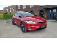 2019 Tesla Model X P100D, Ludicrous + FSD VAT Qualifying 6 Seat Auto Hatchback E
