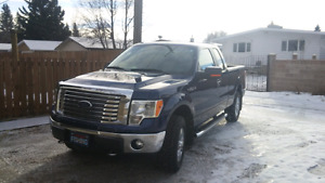 FORD F150XTR low kms