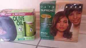 ** new ** perm relaxer. Set of 3