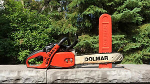 *RARE* DOLMAR PS-460 CHAINSAW - Made in Germany