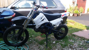 Ssr 110cc dirt bike for sale or trade