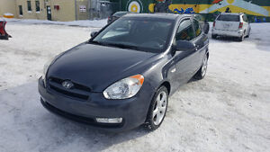 2008 Hyundai Accent Hatchback - $3995