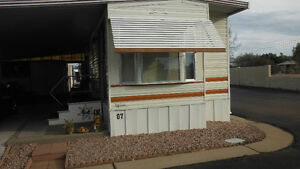 Apache Junction Park Model rental (Phoenix, Arizona)