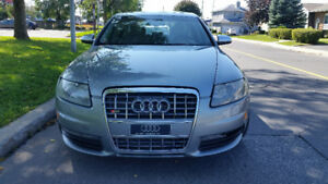 2008 SUPER CAR, AUDI S6 5.2 L. V10 LAMBO.ENGINE
