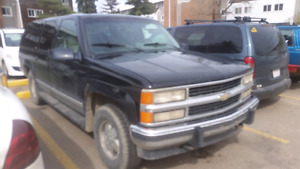 1994 chevy suburban xl full load looking to trade for a van
