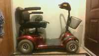 Battry operated mobile chair