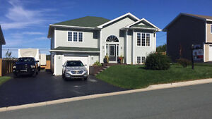 Beautiful Split Entry Home in Paradise With Attached Garage!! St. John's Newfoundland image 1