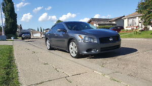 2012 Nissan Maxima SV Sport Package