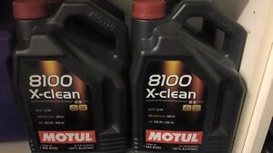Motul 8100 X-Clean 5w30 engine oil 5L