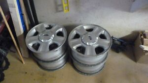 STYLED FORD ESCAPE  16 INCH  WHEELS