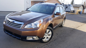 2011 SUBARU OUTBACK AWD ONLY 140K LOADED!