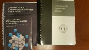 ILCO Corporate Law Books