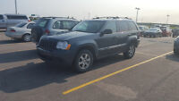 SAFETIED 2008 Jeep Grand Cherokee