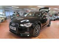 2014 AUDI A3 2.0 TDI SPORT [Start Stop] New Shape 6Sp Diesel BT Audio