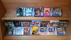 Gameboy Advance SP Games for Girls and Boys