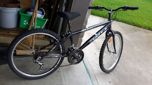 3 - 24 inch mountain bikes. from $50 to  $60