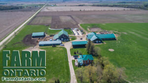 Ongoing Dairy with Quota, Feed, Herd & Equipment - GRAND VALLEY